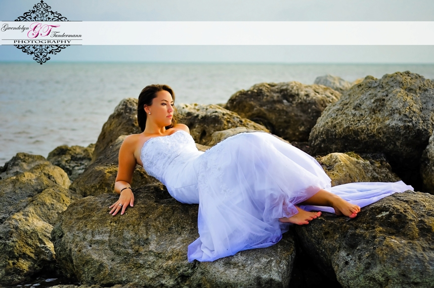 Trash the dress jacksonville wedding photographers san for Key west wedding dresses