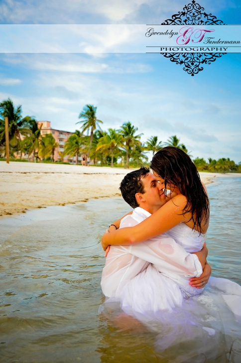 Day after and trash the dress photos jacksonville for Key west wedding dresses