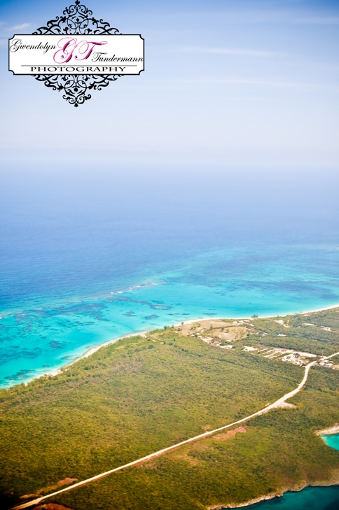 You can see how private Eleuthera is! Theres just one main road and most of the island is undeveloped.