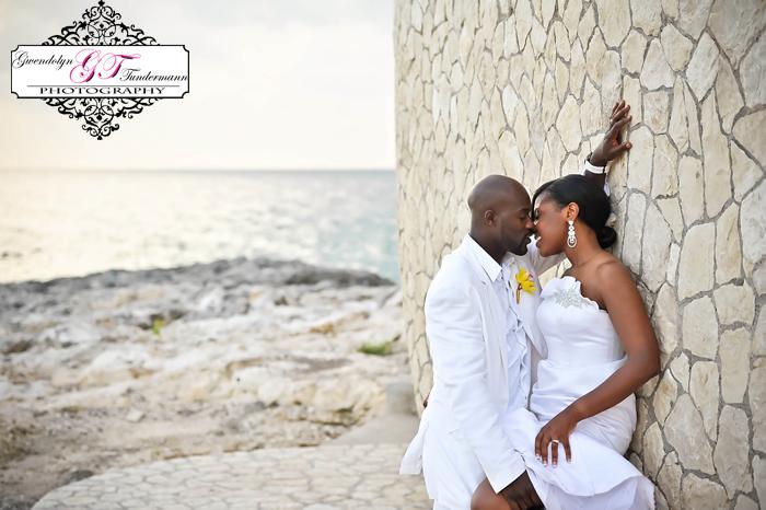 Moon Dance Cliffs Wedding Photos Negril Jamaica 48