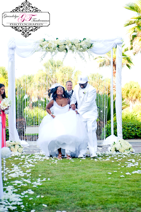 Wedding Wednesday Jumping The Broom Contest Jacksonville Wedding