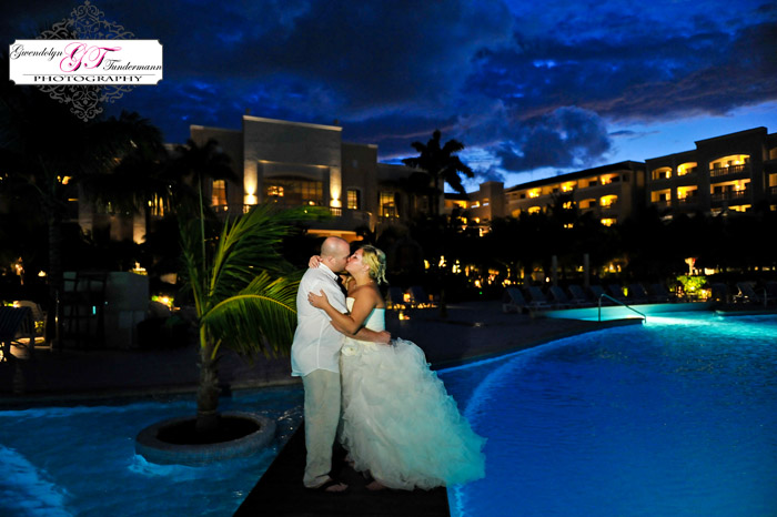 Iberostar Rose Hall Beach Wedding Photos