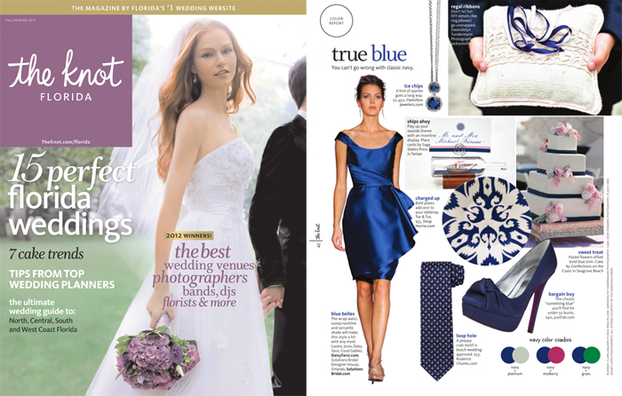 TheKnot - Fall Winter 2012 Cover and Color Report