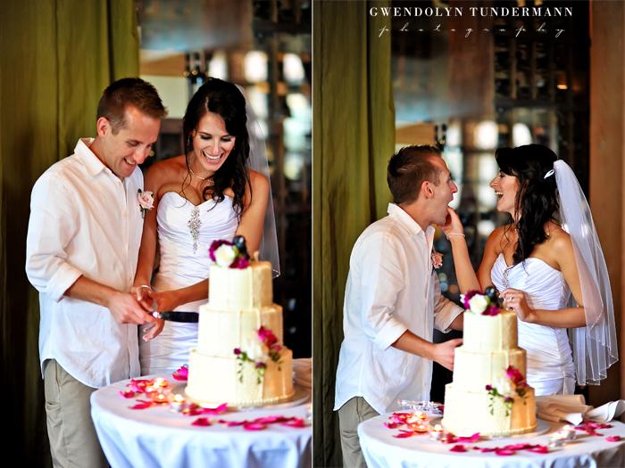 San Diego Wedding at Solare Ristorante