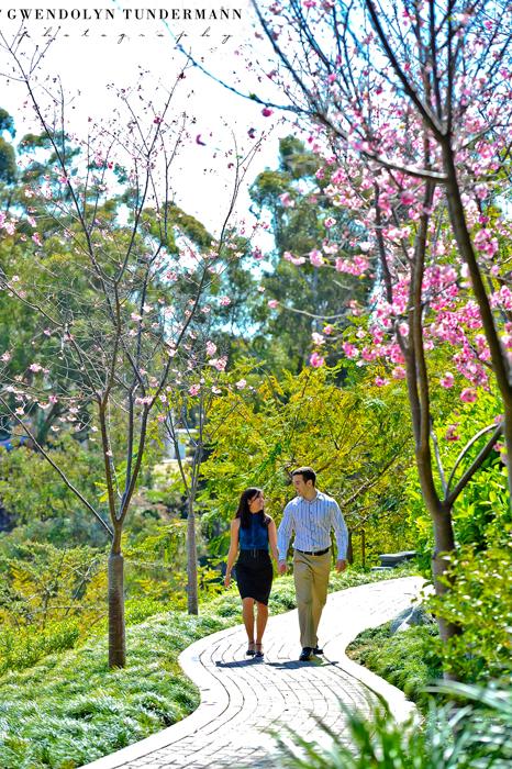 Japanese-Garden-Balboa-Engagement-Photos-11