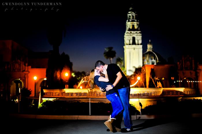 Balboa-Park-Engagement-Photos