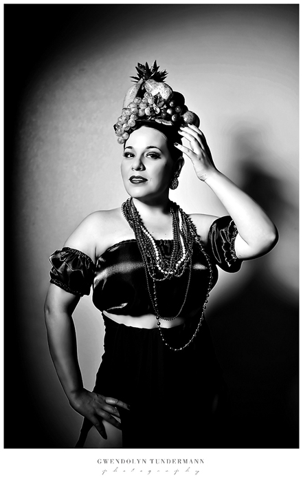 Carmen Miranda Inspiration Shoot 01