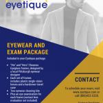 Eyetique certificate